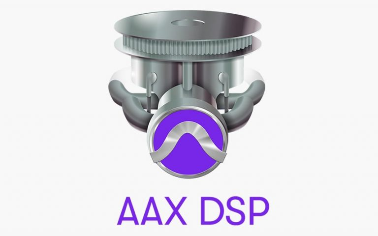 AAX DSP car engine icon