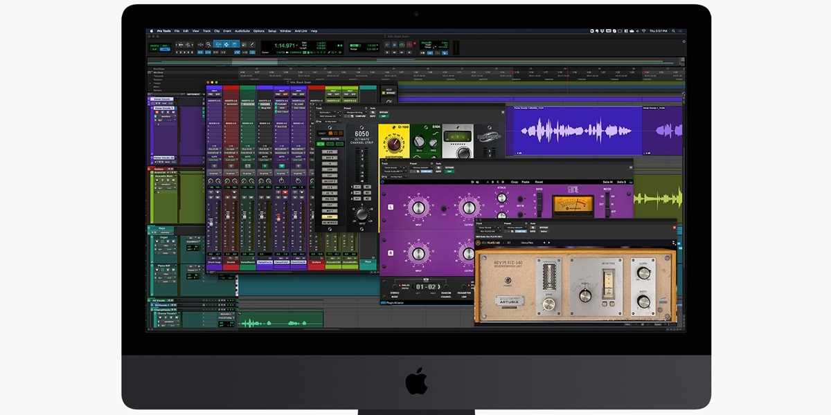 Hybrid Engine at work in Pro Tools_Mobile