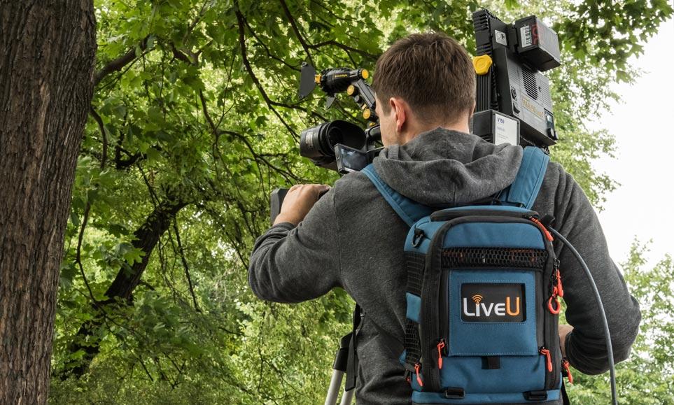 LiveU elite partner broadcast solutions