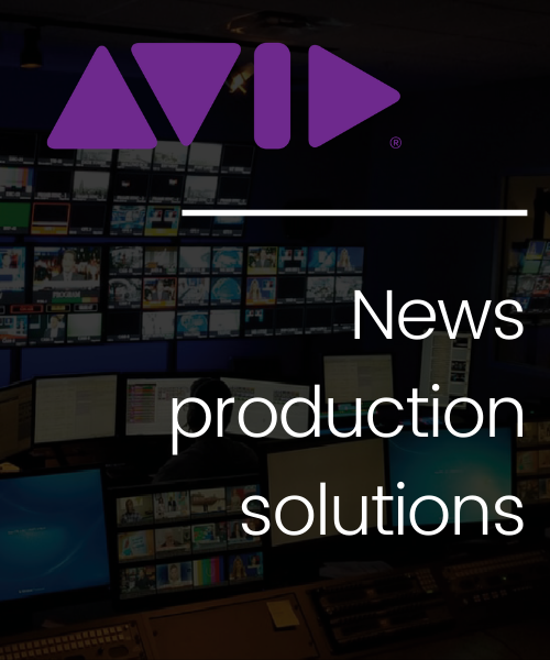 News Production Solutions Media Central